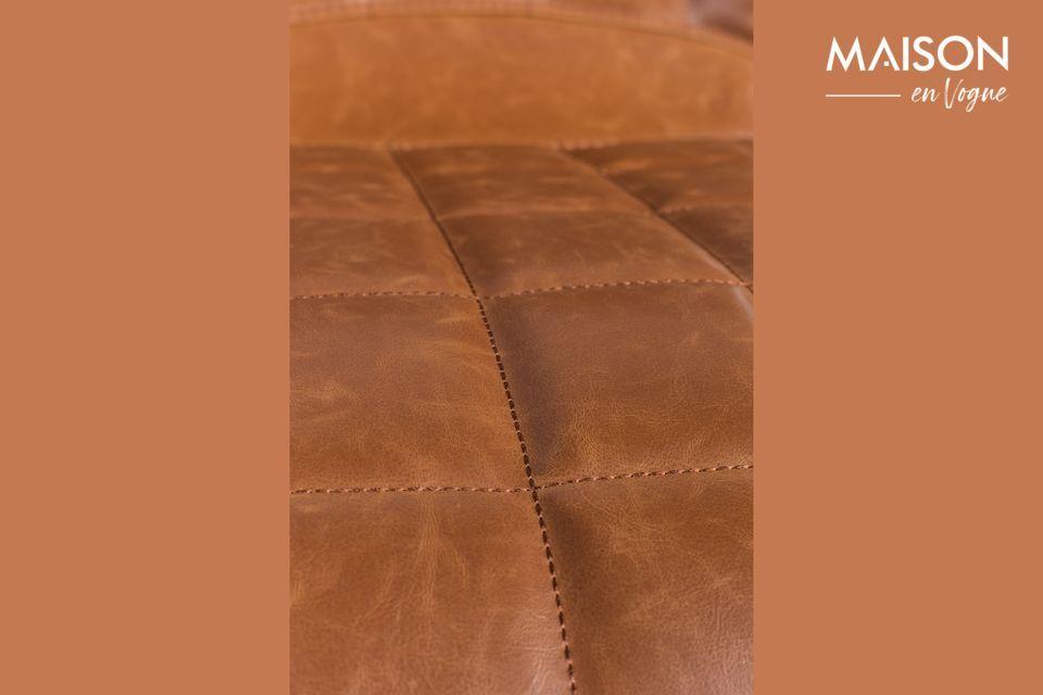Chaise de bureau Omg Li Marron - 6
