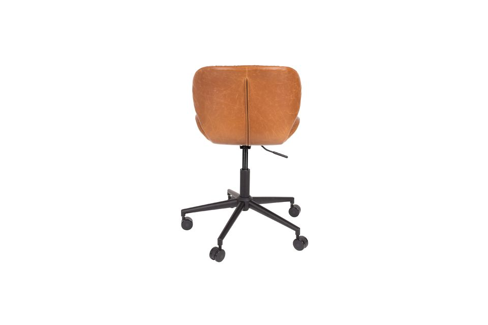 Chaise de bureau Omg Li Marron - 8