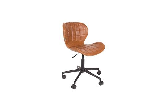 Chaise de bureau Omg Li Marron Détouré