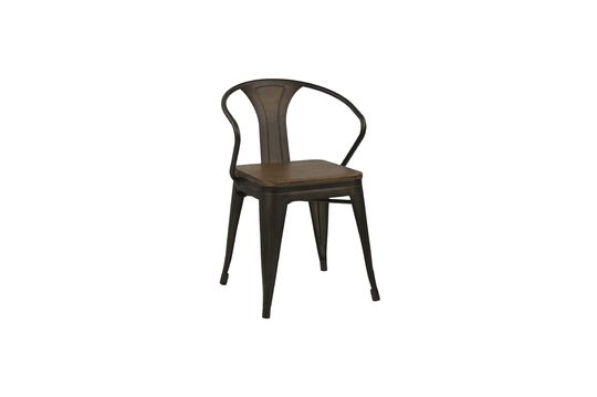 Chaise en métal Tilo