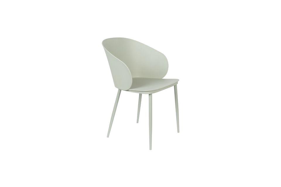 Chaise Gigi vert menthe - 4