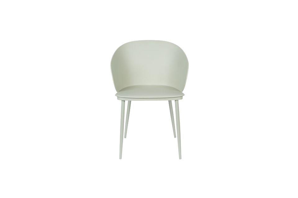 Chaise Gigi vert menthe - 5