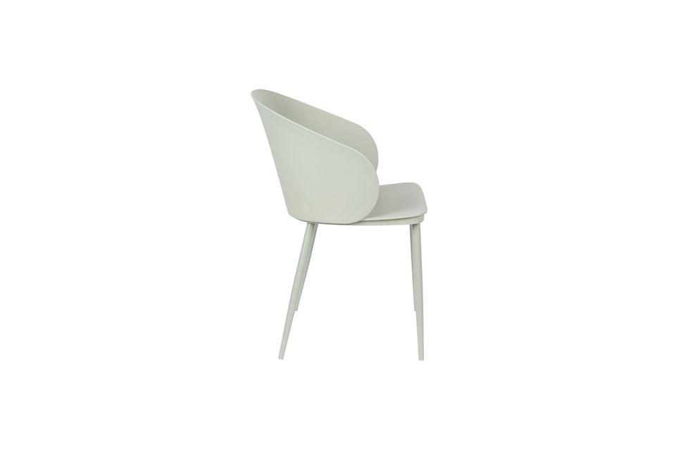 Chaise Gigi vert menthe - 6