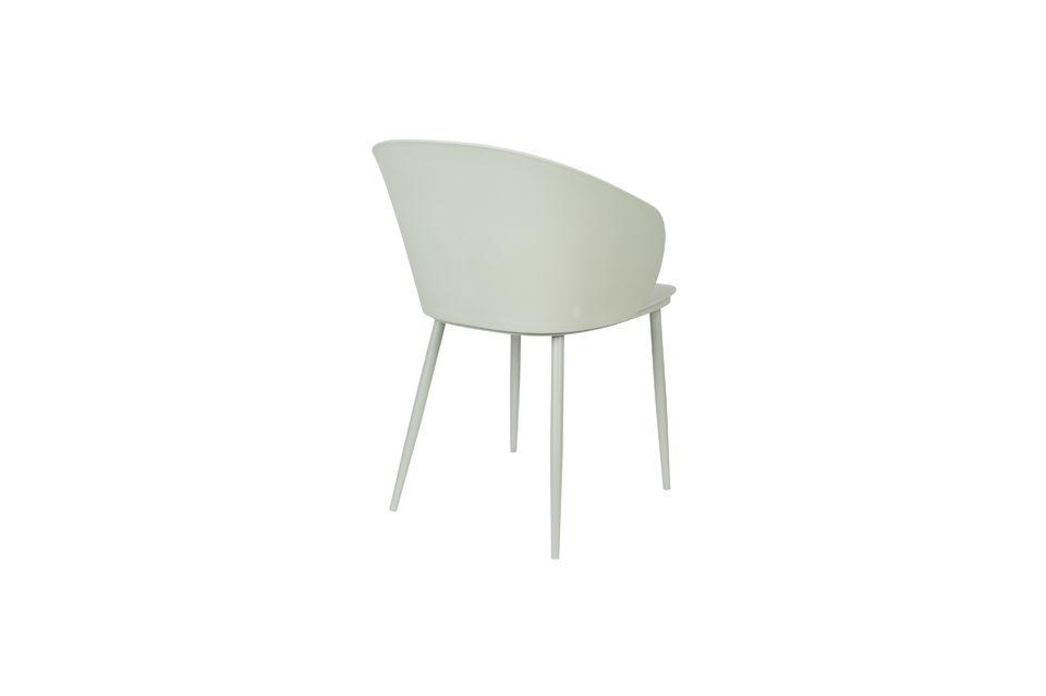 Chaise Gigi vert menthe - 7