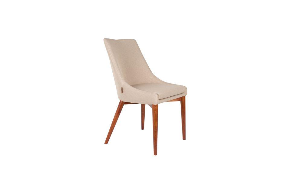 Ce meuble de qualité trouvera sa place autour d\'une table ou dans un coin du salon