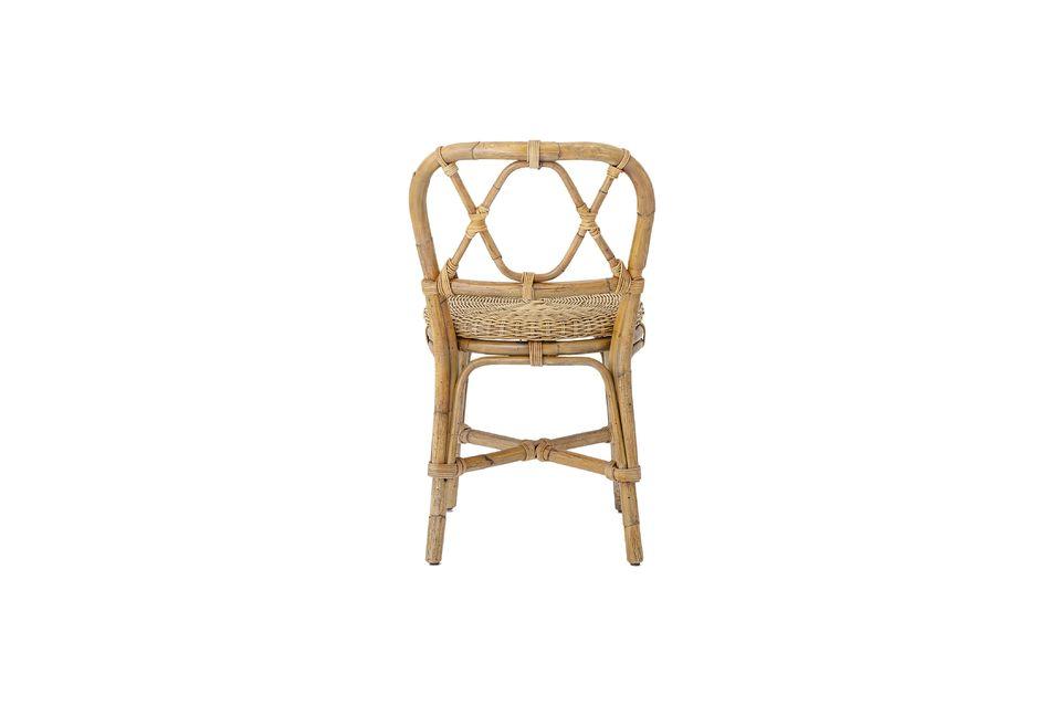 Chaise Julietta en rotin - 5