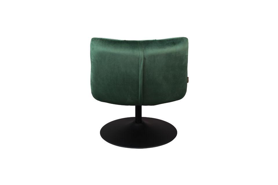 Vous pouvez également créer un ensemble convivial en le mariant avec un canapé et un fauteuil