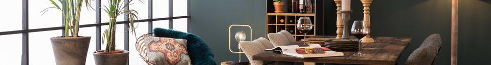 Mise en avant matière Chaise lounge Brandivy Bar grise foncée