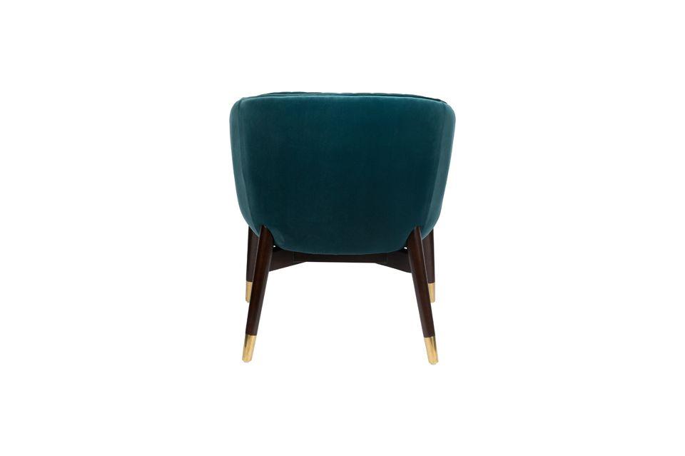 La chaise lounge Dolly créera une ambiance moderne dans votre coin salon