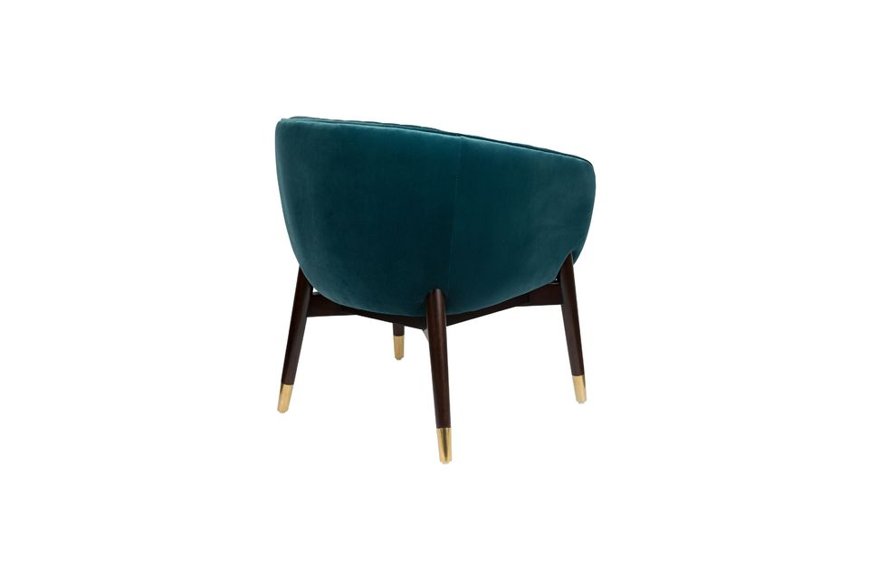 Chaise lounge Dolly Bleue - 7