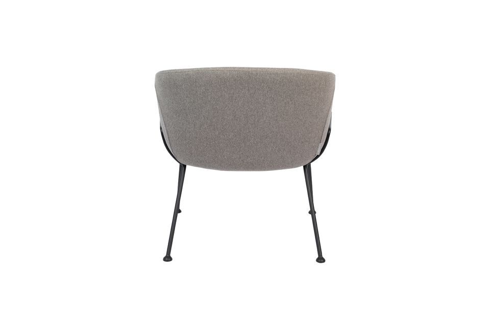 Chaise lounge Feston Fab Grise - 7