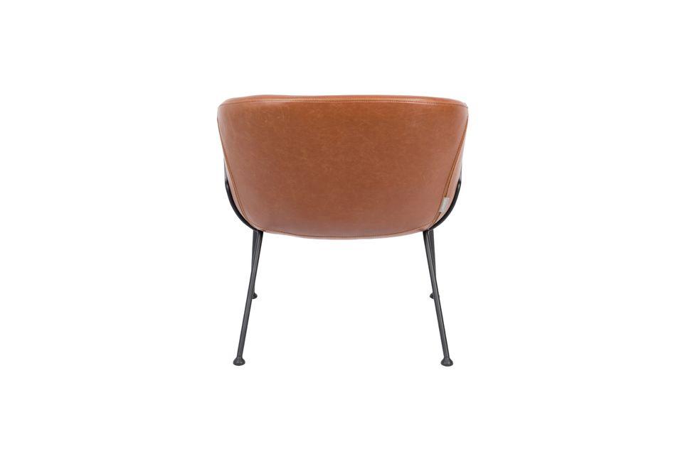 Cette chaise longue est idéale dans une salle à manger