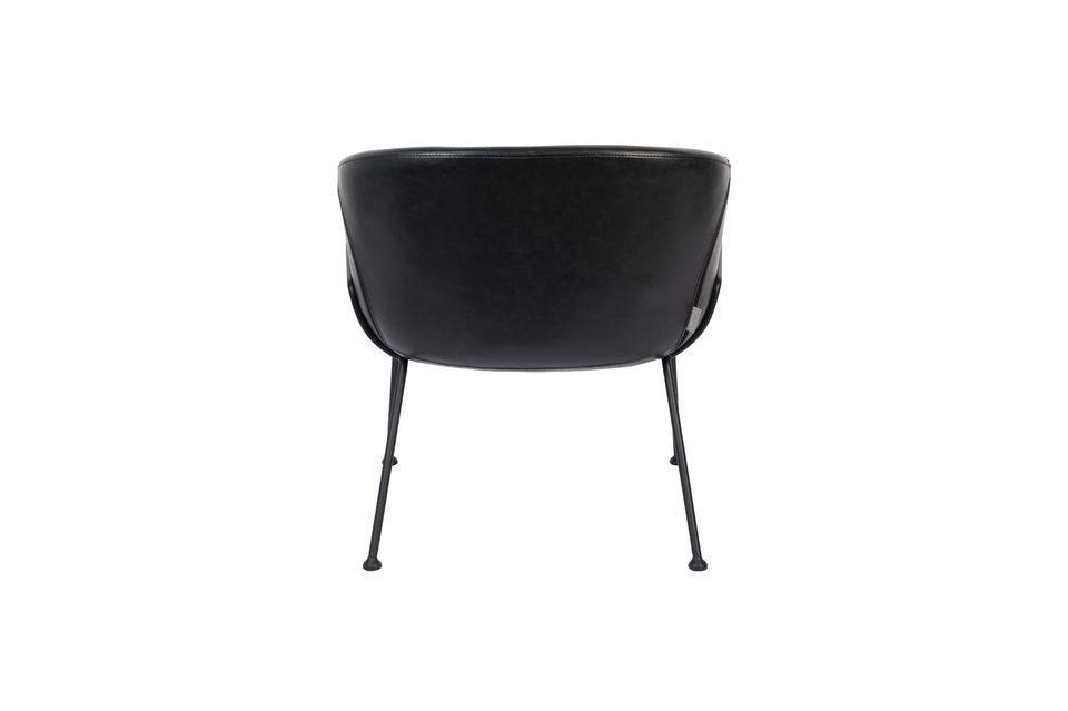 Chaise lounge Feston Noire - 6