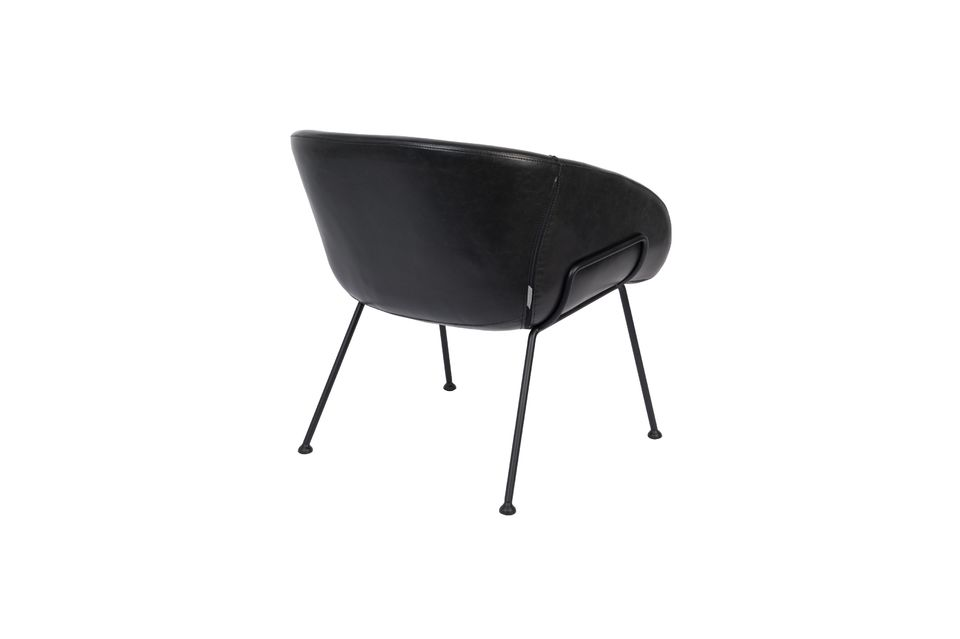 Chaise lounge Feston Noire - 7