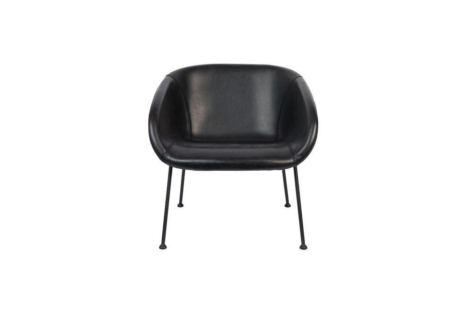 Chaise lounge Feston Noire - 9