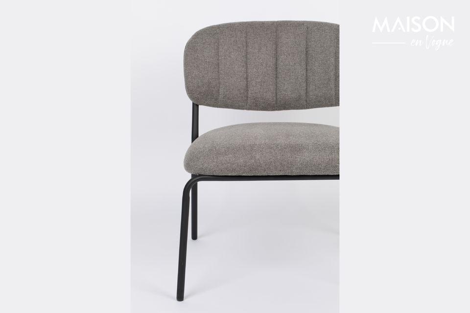 Une chaise confortable et élégante
