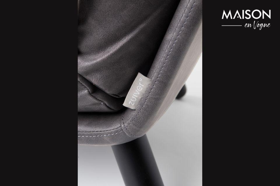 Chaise lounge Lazy Sack Li Brown - 9