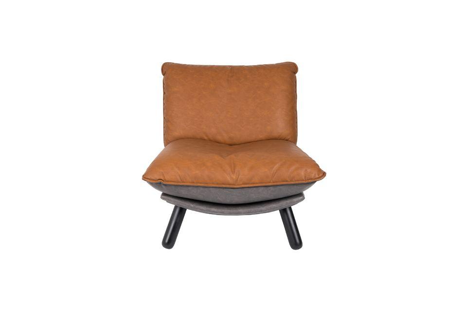 Chaise lounge Lazy Sack Li Brown - 10
