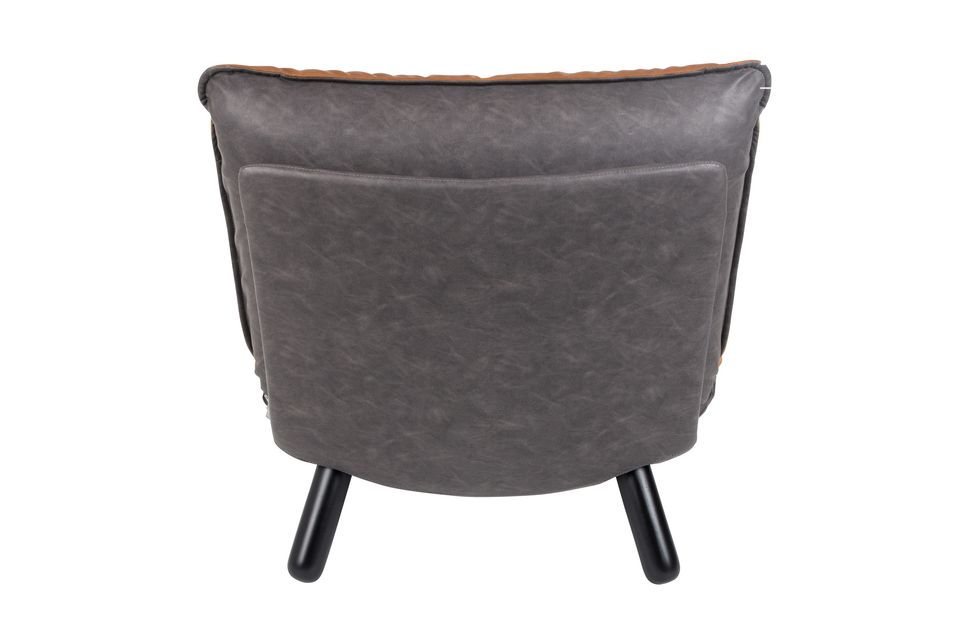 Chaise lounge Lazy Sack Li Brown - 11