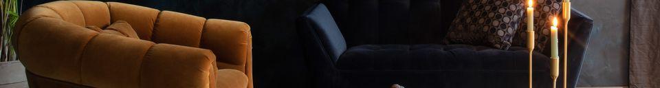 Mise en avant matière Chaise lounge Member Whisky