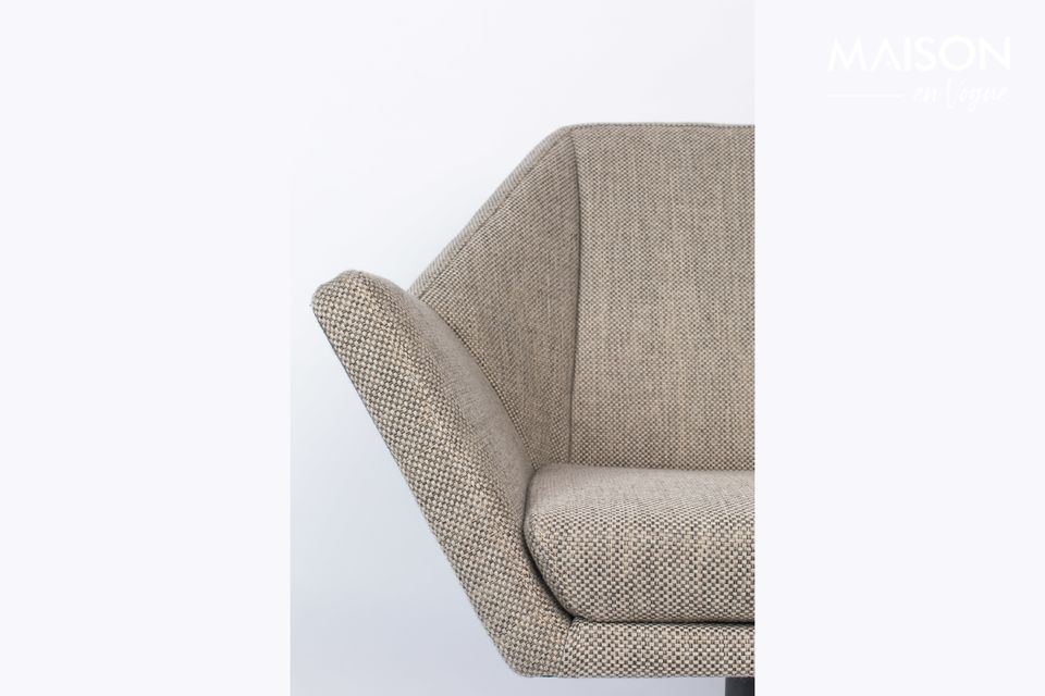 Chaise lounge Oncle Jesse - 12