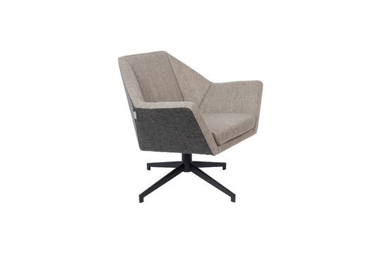 Chaise lounge Oncle Jesse Détouré