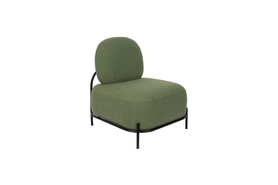 Le look de ce fauteuil surprend et séduit par son originalité