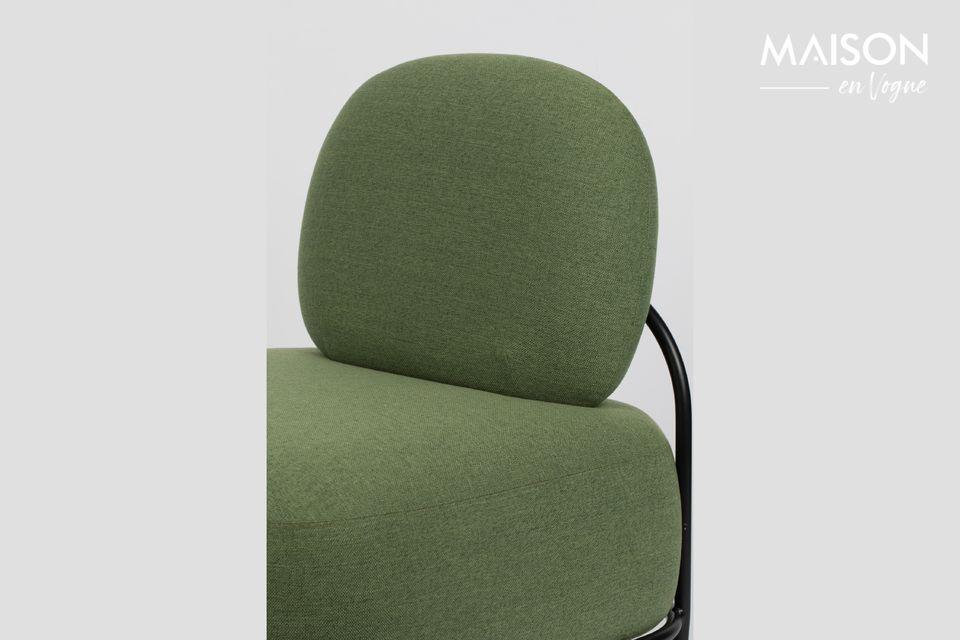 Une chaise design et confortable
