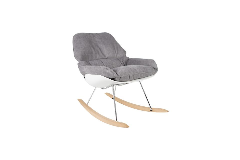 Chaise lounge Rocky claire
