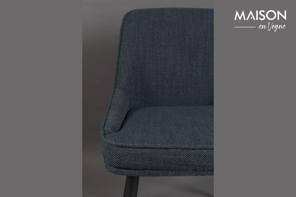 Cette chaise se plaira dans un décor moderne