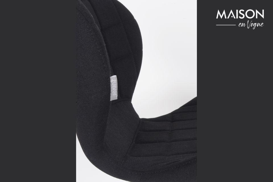 Chaise Omg noire - 5