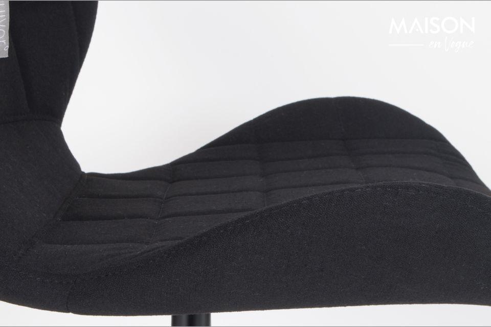 Chaise Omg noire - 6