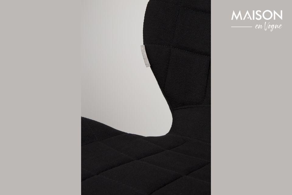 Chaise Omg noire - 7
