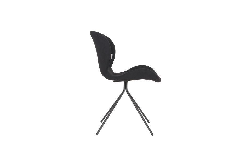 Chaise Omg noire - 9