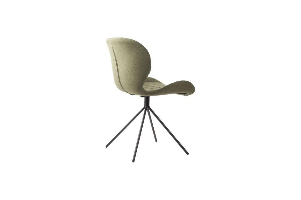 Chaise OMG Verte - 7