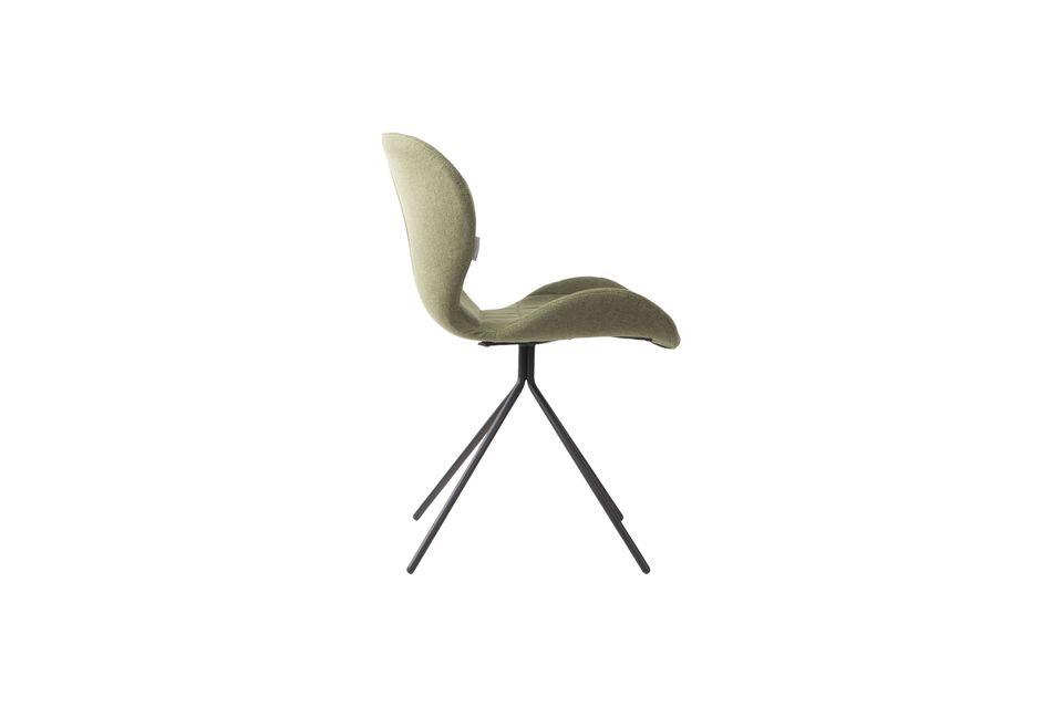 Chaise OMG Verte - 8