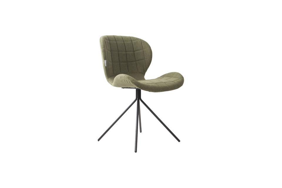 Chaise OMG Verte - 6