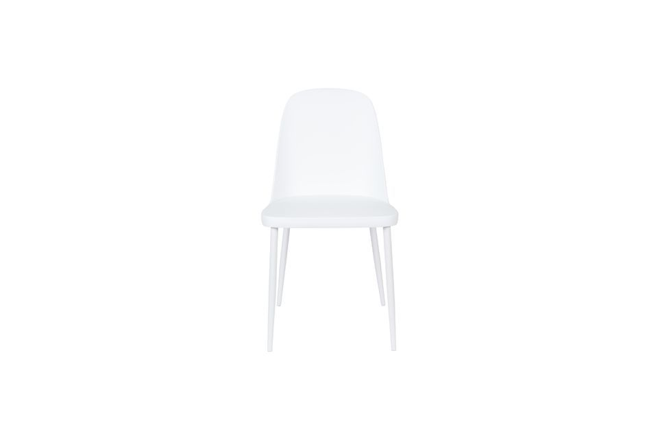 Chaise Pip blanche - 6