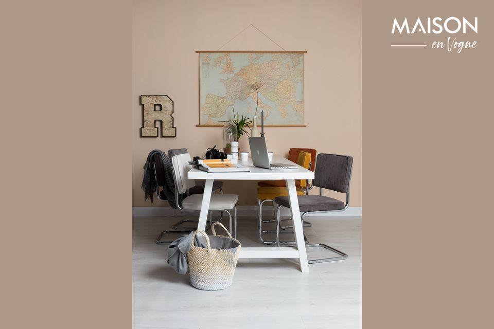 Une chaise très confortable et design signé Zuiver