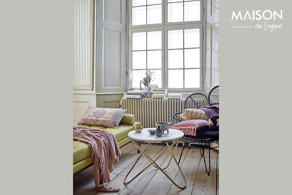 Une chaise au look moderne et original
