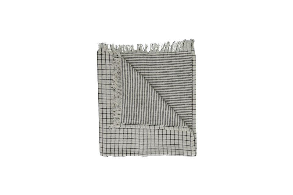 Chemin de table Checks & Stripes Pomax