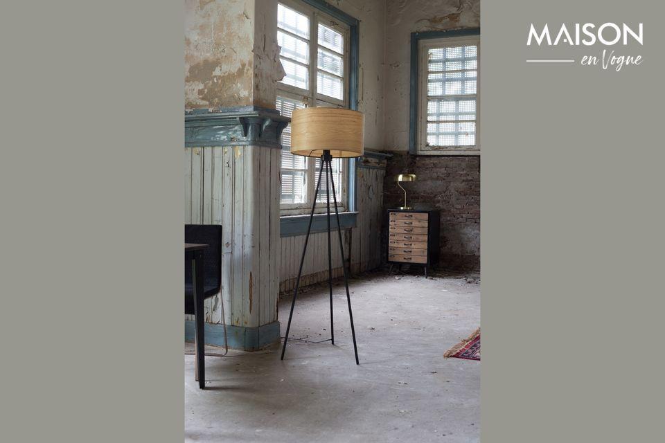 Un meuble de métier en version contemporaine pour un charme vintage assuré