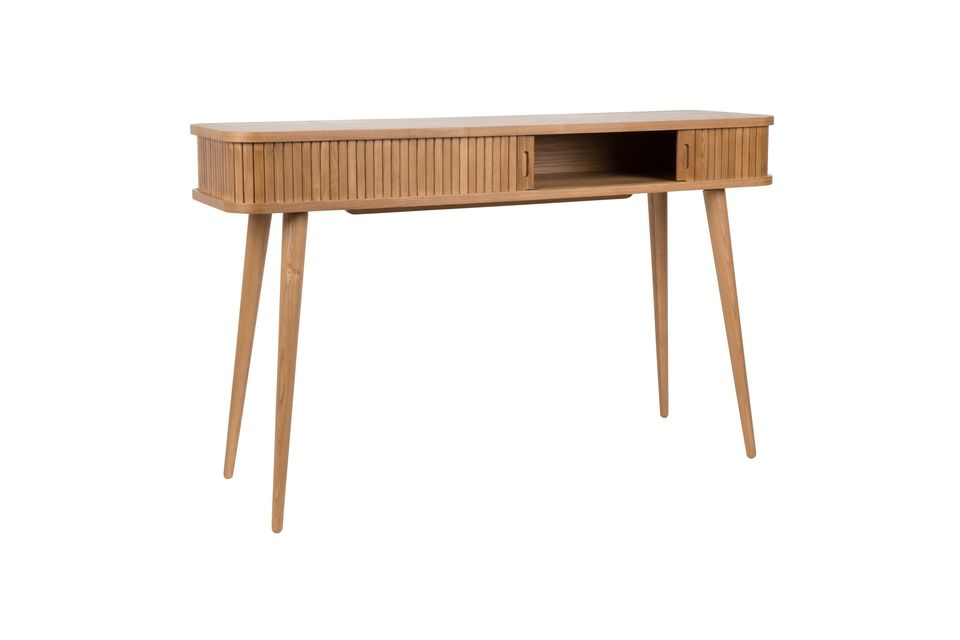 Console Barbier finition naturelle - 11