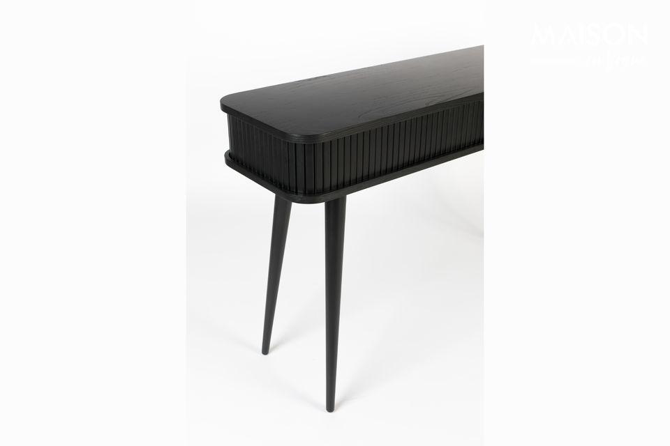 Console Barbier finition noire - 3