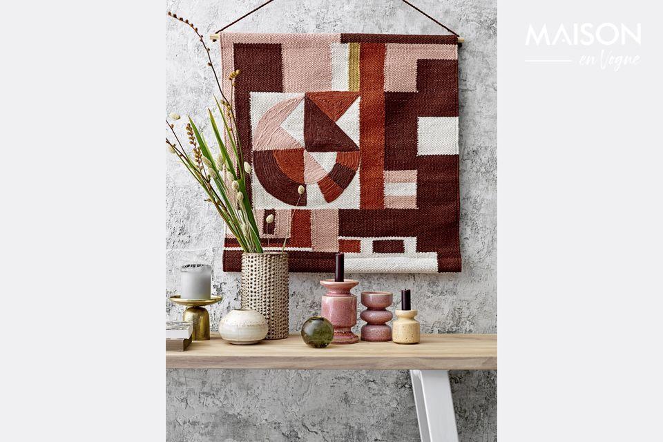 Erchin est une console en bois et métal