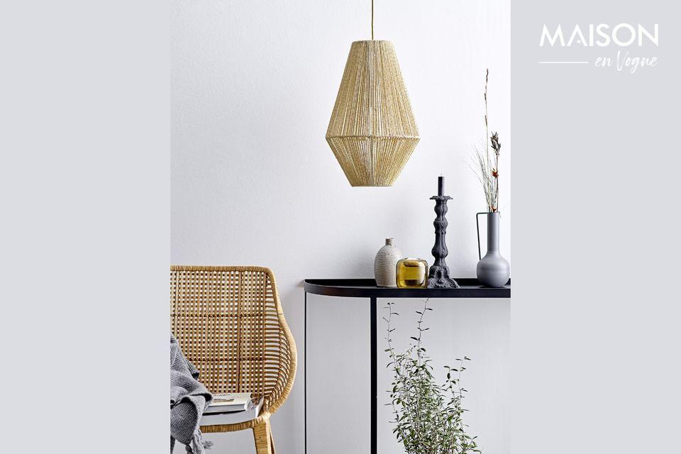 Une console moderne et minimaliste