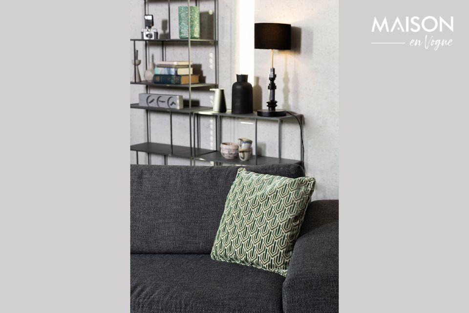 Son confort peut représenter une petite touche cosy sur un canapé ou un lit