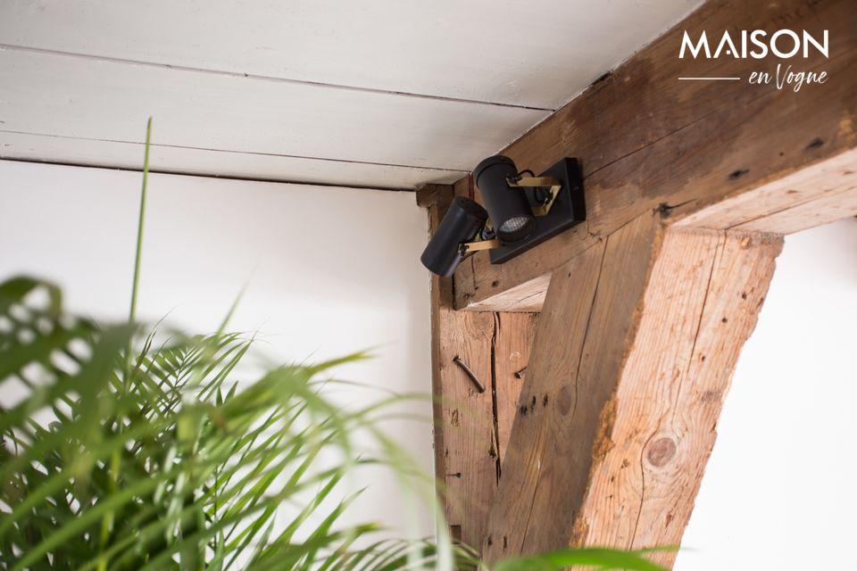 Joli plafonnier moderne et pratique