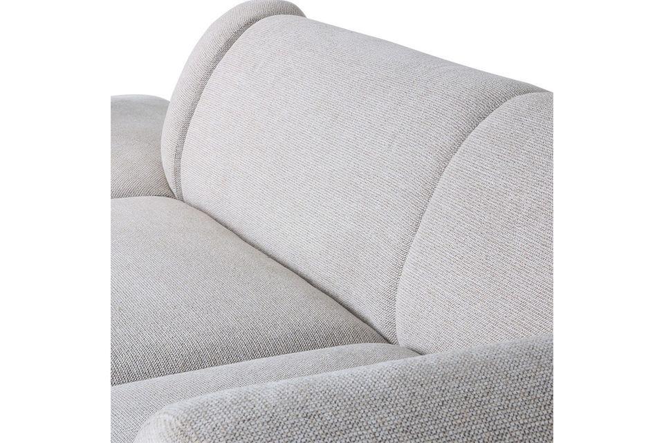 Il s\'agit ici d\'un élément de canapé pouvant se combiner avec d\'autres parties de la même