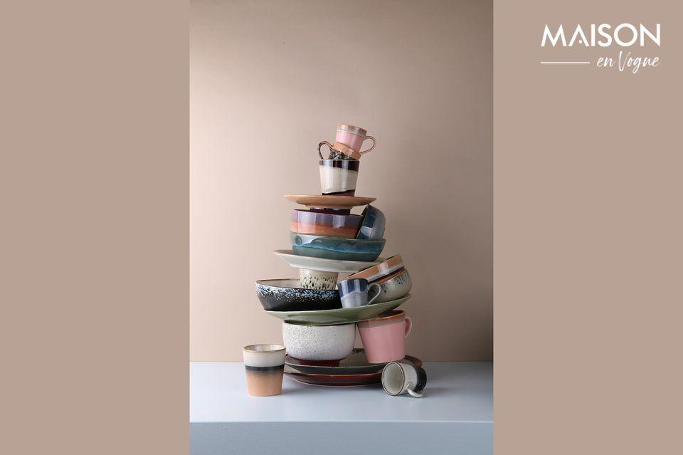 Des bols en céramique pour une table raffinée